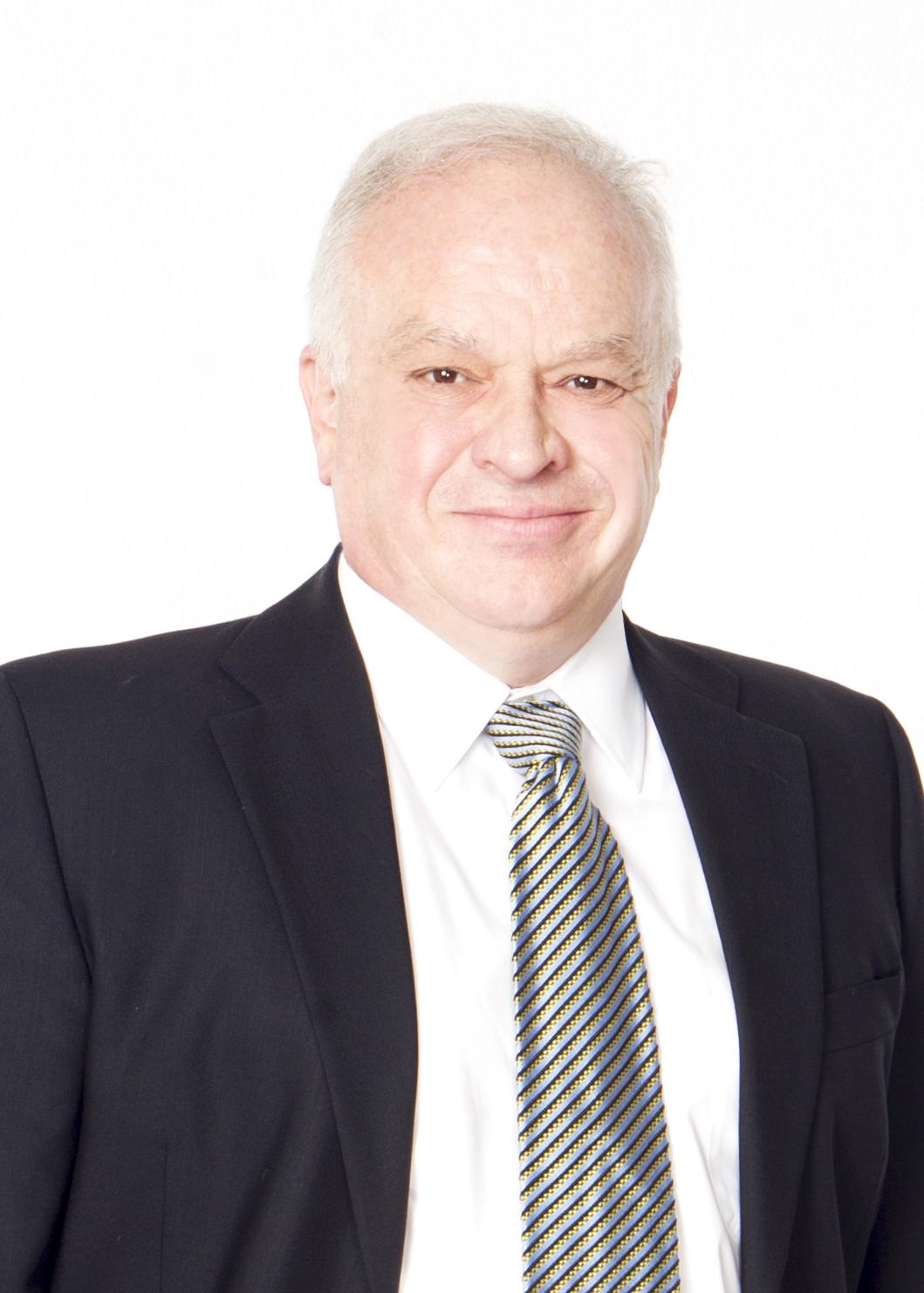 Portrait of Bob Luckhart