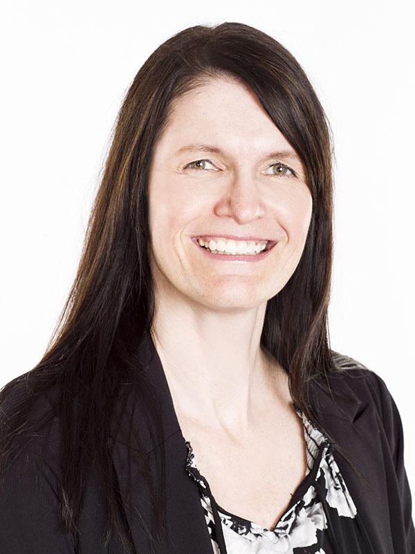 Portrait of Andrea Dean