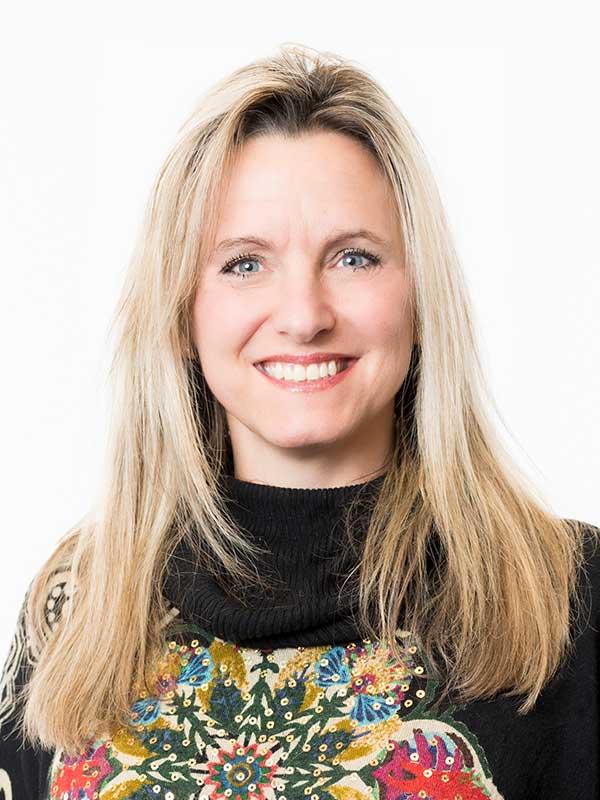 Portrait of Cheri Hodgson-Lawrence