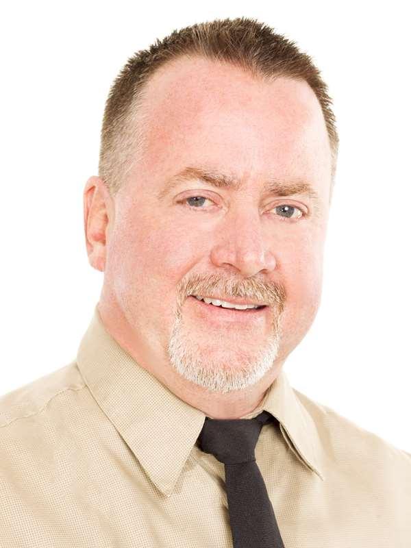 Portrait of Ken Matheson