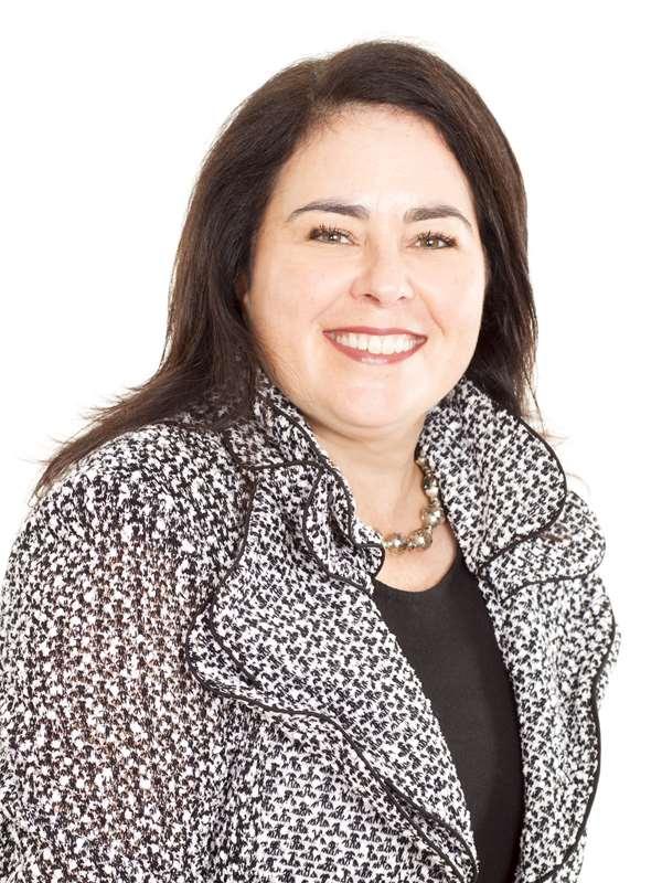 Portrait of Laurie Fox