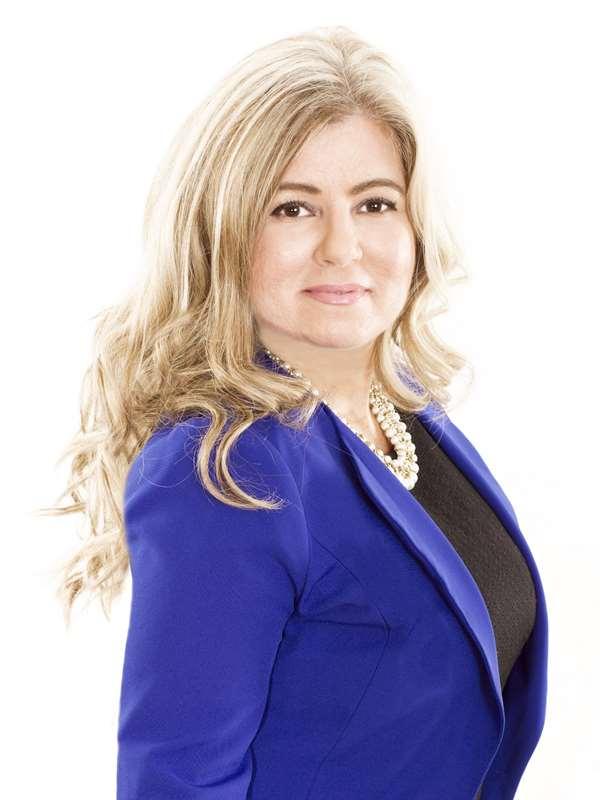 Portrait of Melanie Breeze