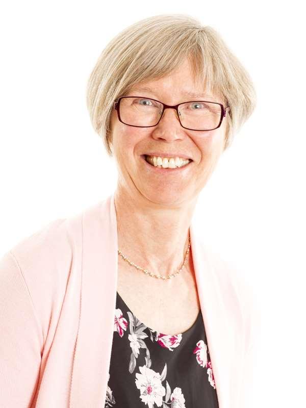 Portrait of Sue Rivers